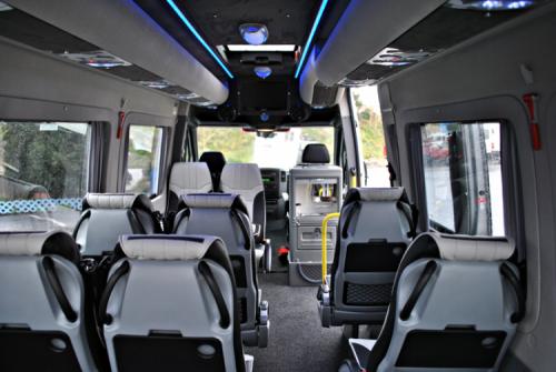 Mercedes Siprinter Minibus Transfer