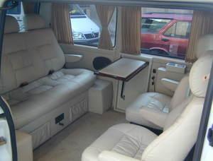 Mercedes Vito Shuttle