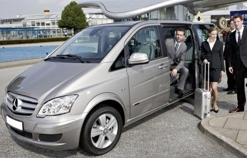 Milas Airport Mercedes Vito Shuttle